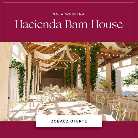 Wesele Hacienda Barn House