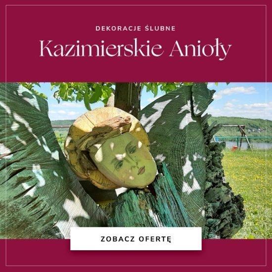 Rzeźby Kazimierskie Anioły