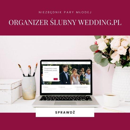 organizer ślubny - niezbędnik pary młodej
