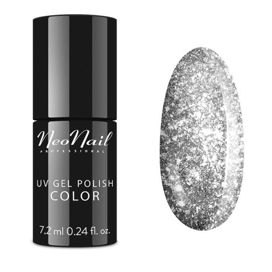 Wedding Shades NeoNail - srebrny lakier do paznokci