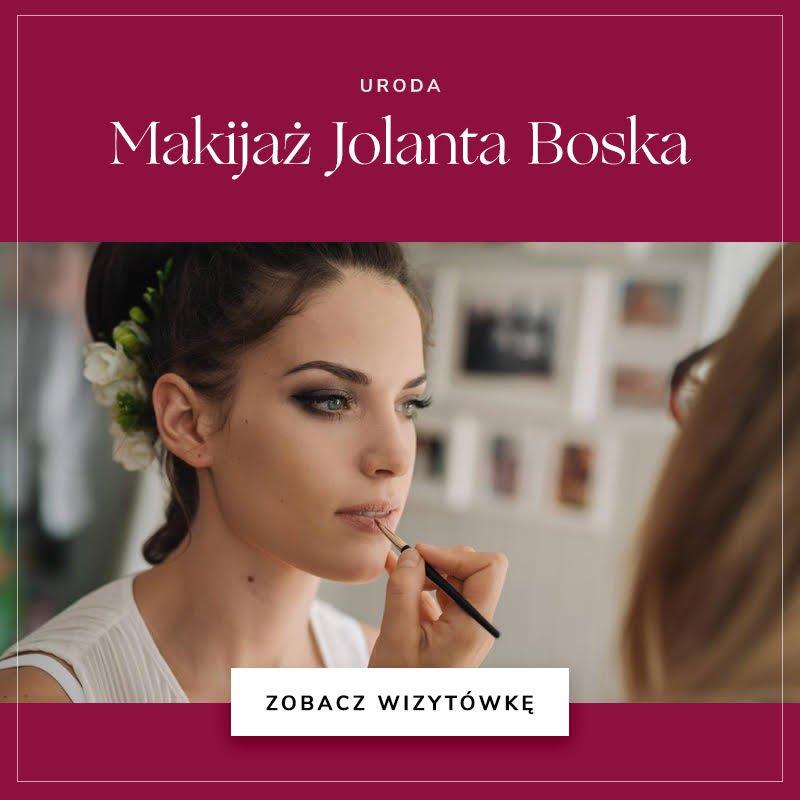 Makijaż Jolanta Boska