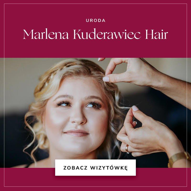Marlena Kuderawiec Hair