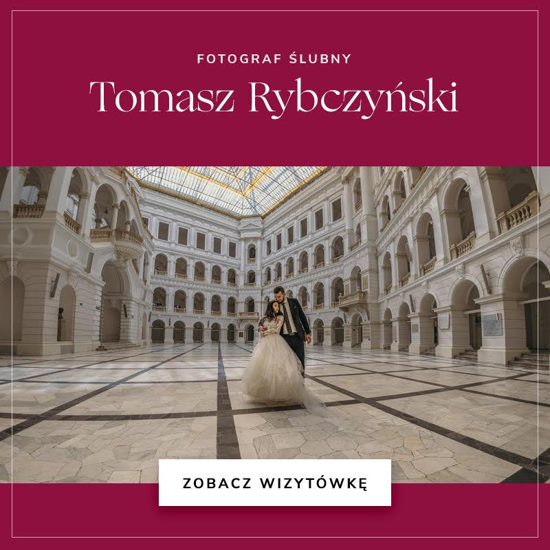 Fotograf ślubny Tomasz Rybczyński