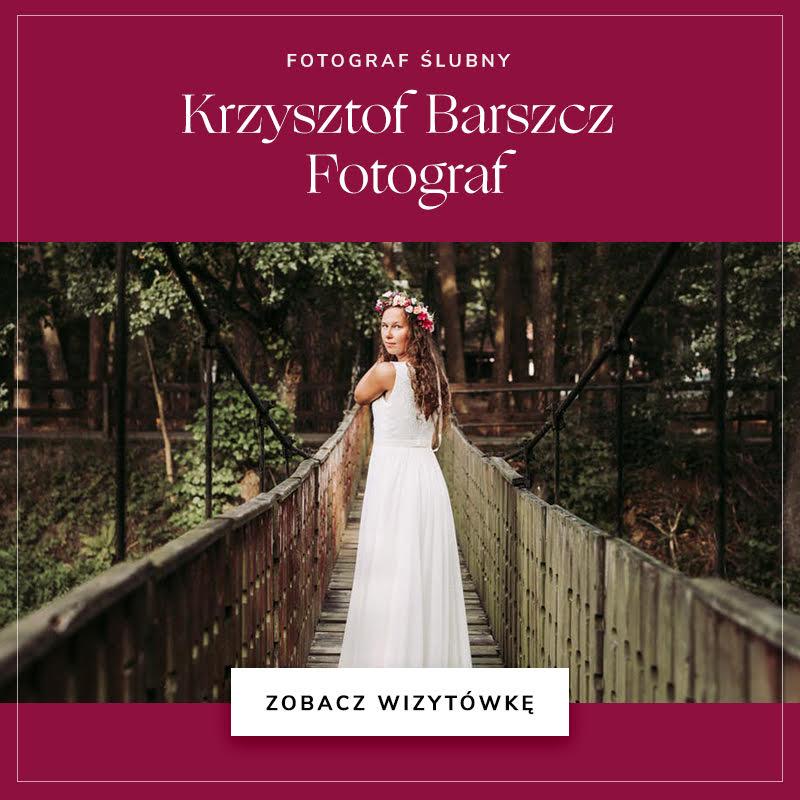 Fotograf Krzysztof Barszcz
