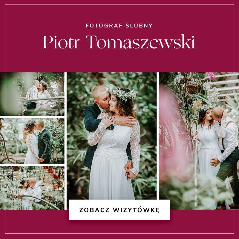 Fotograf Piotr Tomaszewski