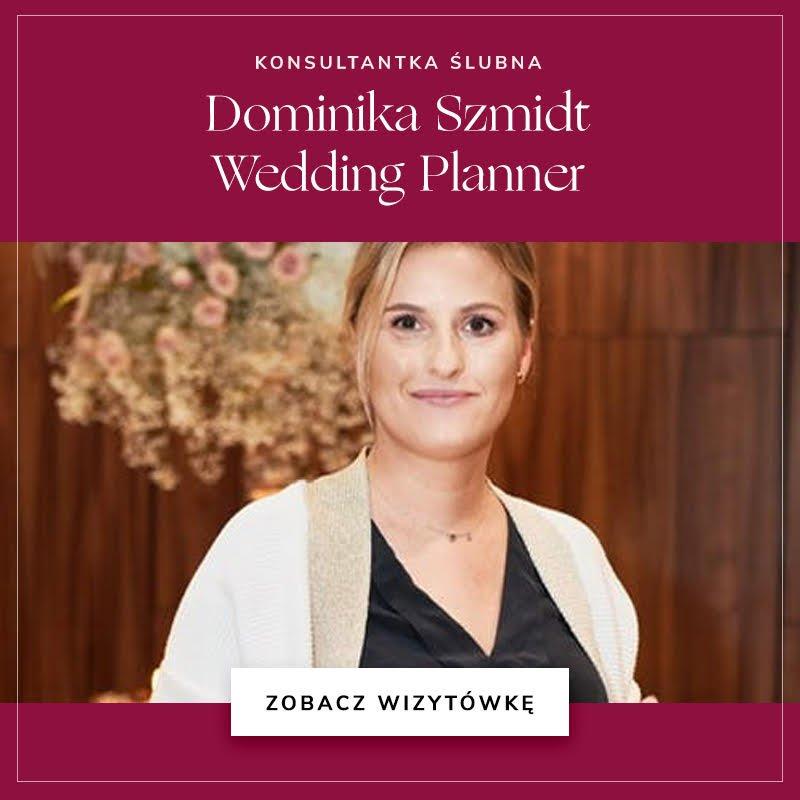 Dominika Szmidt Wedding Planner