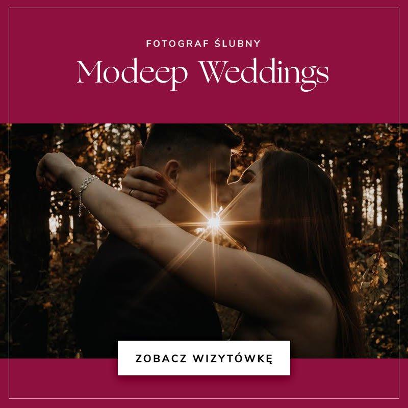 Filmy ślubne Modeep Weddings