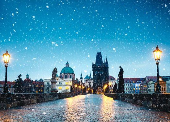 Weekend za miastem z przyjaciółkami - zdjęcie Praga