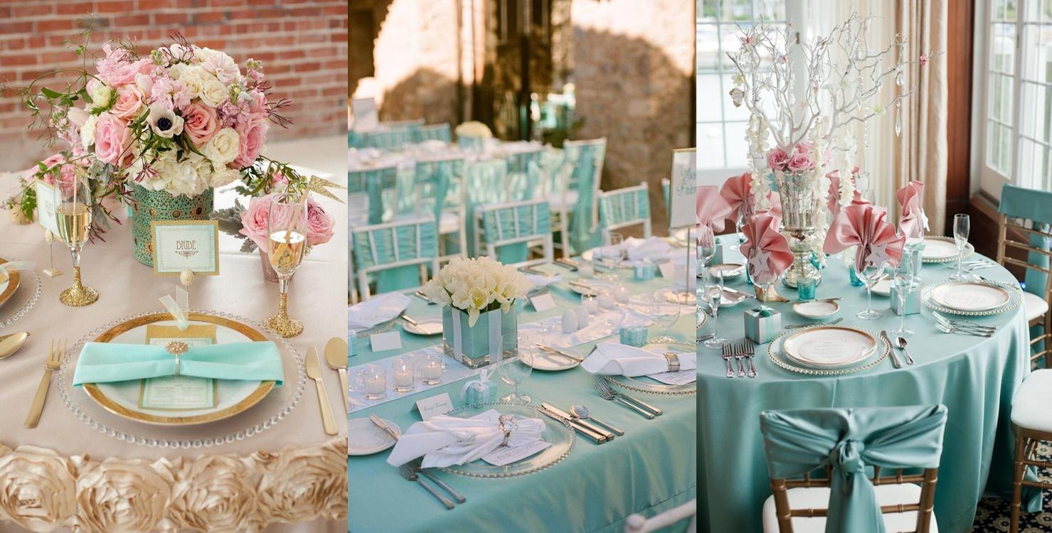 Wesele w kolorze Tiffany Blue - zdjęcie 3