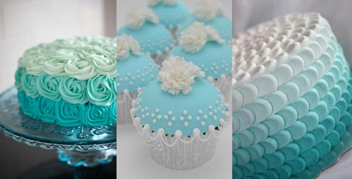Wesele w kolorze Tiffany Blue - zdjęcie 8