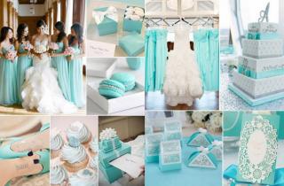 Wesele w kolorze Tiffany Blue - zdjęcie 11