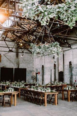 Motyw przewodni wesela w stylu industrialnym