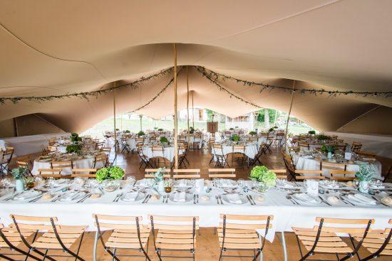wesele w namiocie - zdjęcie 2