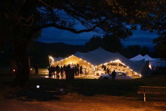 wesele w namiocie - zdjęcie 3