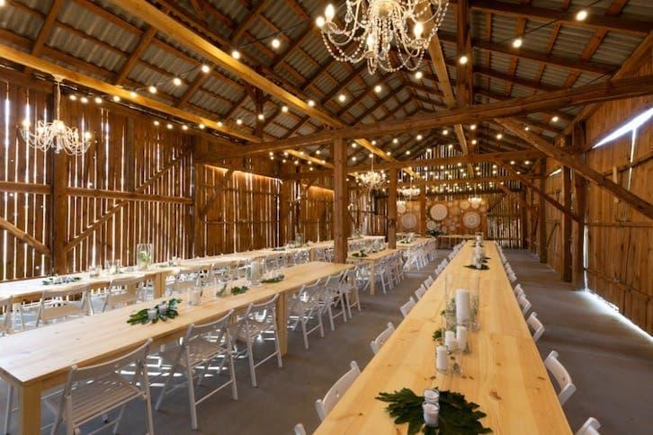 wesele w stodole czereśniowy sad