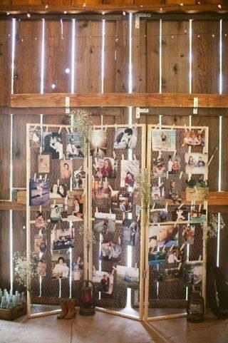 Wesele w stodole - zdjęcia