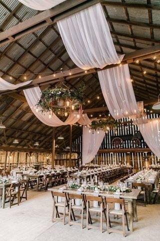 Rustykalne wesele - pomysły na dekoracje
