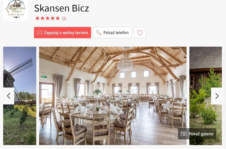 Skansen Bicz
