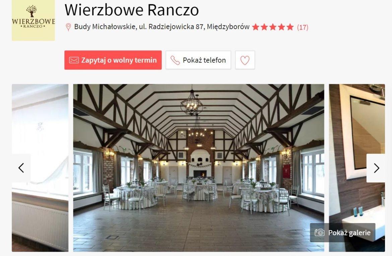 Wierzbowe Ranczo