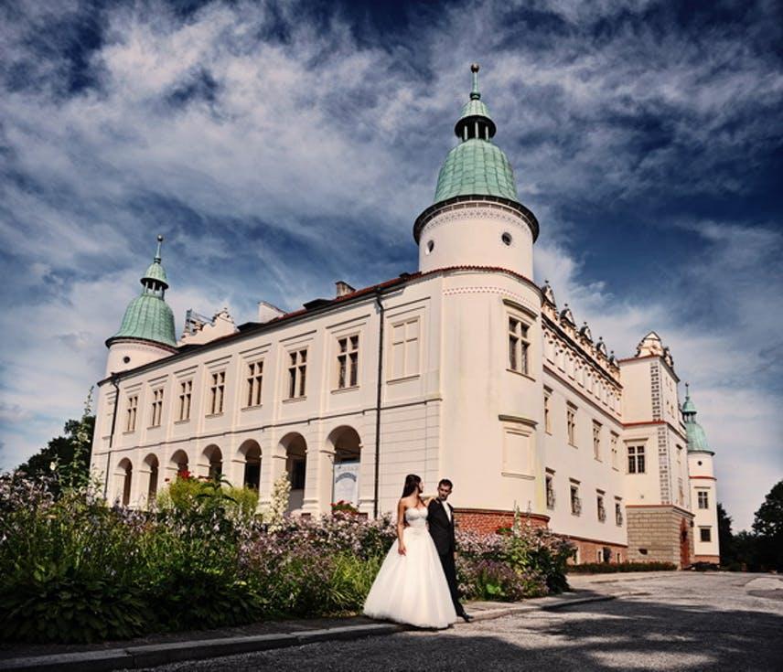 Zamek w Baranowie Sandomierskim Wedding.pl
