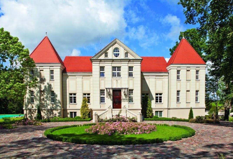 Pałac Pacółtowo Wedding.pl