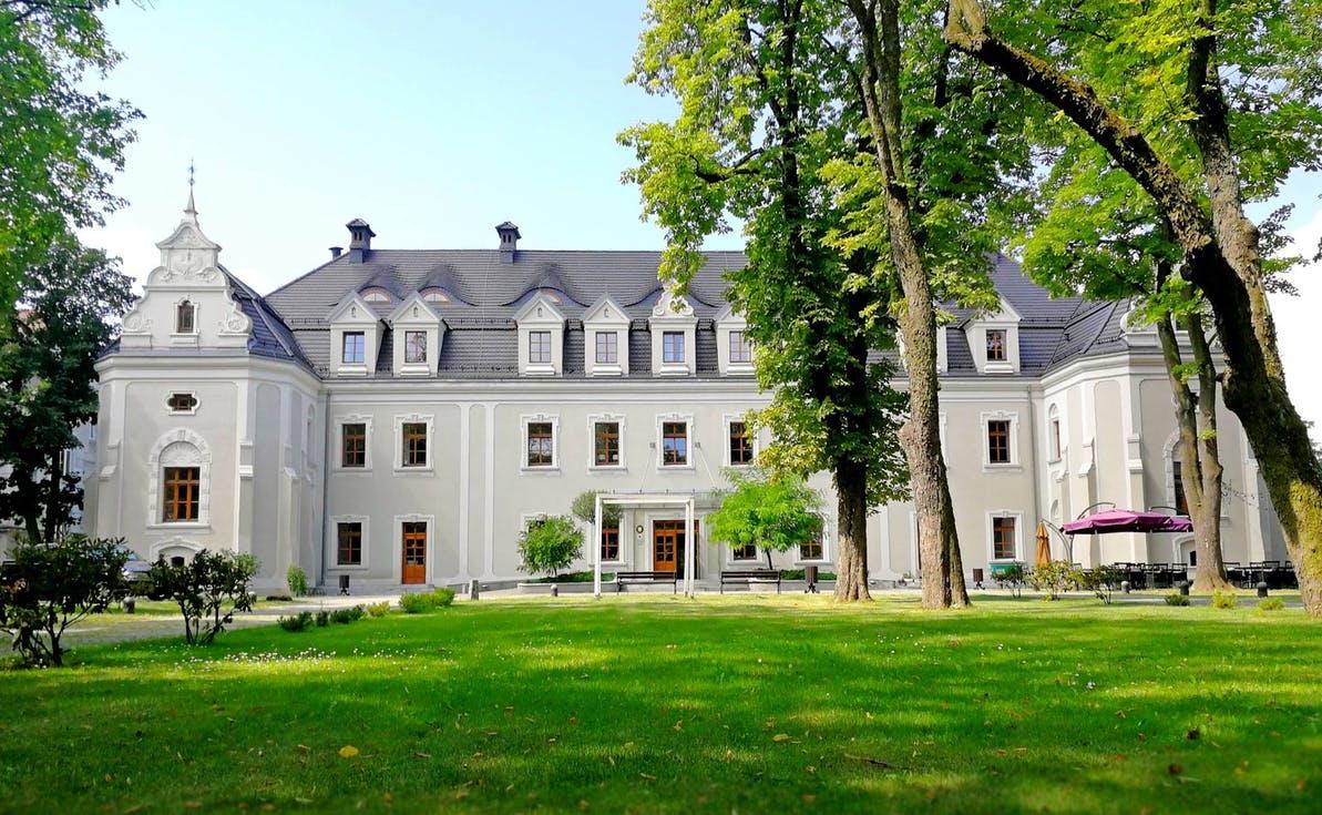 Pałac Lubliniec Wedding.pl