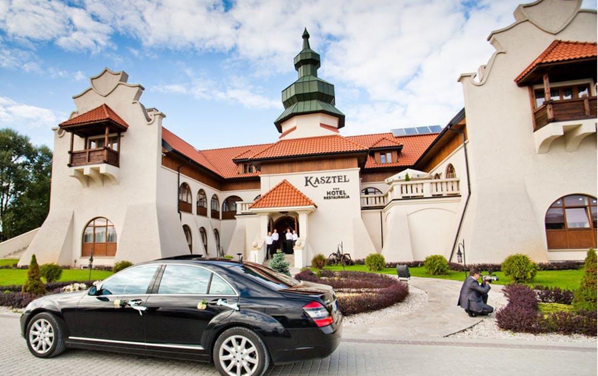 Zamek Hotel Kasztel Wedding.pl