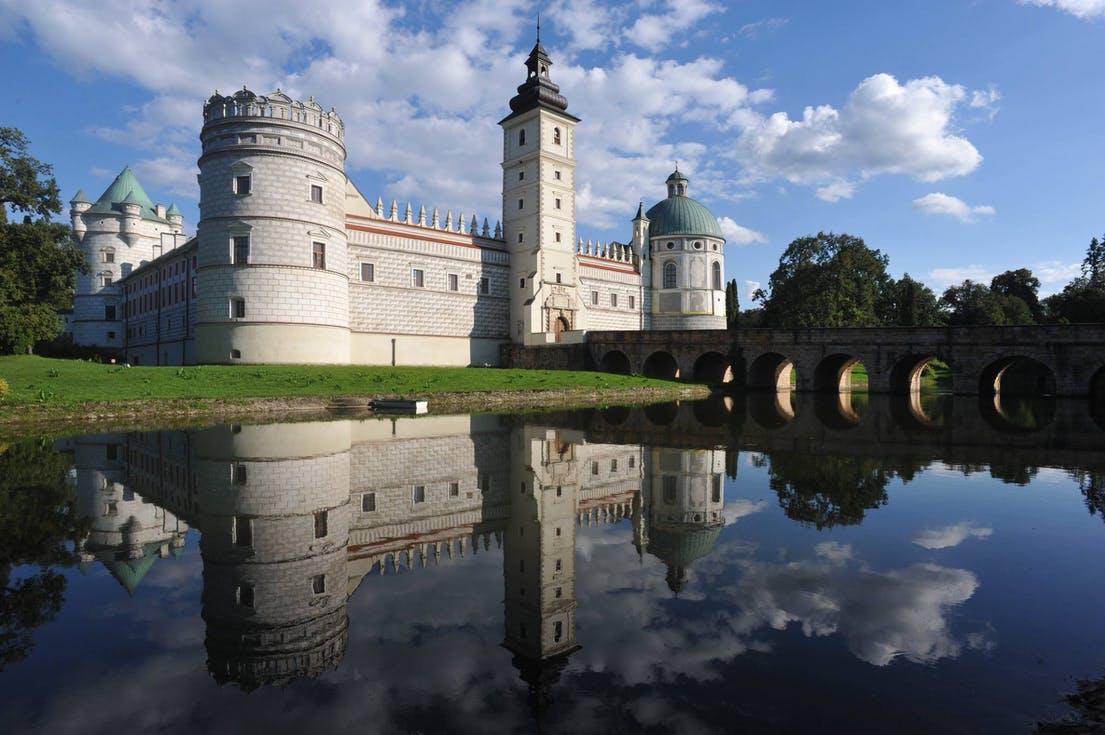 Zamek w Krasiczynie Wedding.pl