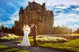 wesele w zamku