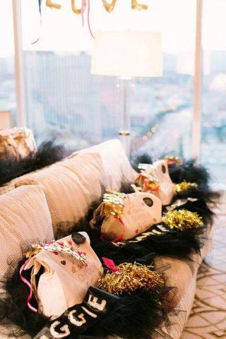 Wieczór panieński - glamour