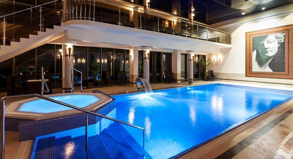Wieczór panieński nad morzem - Hotel Lambert