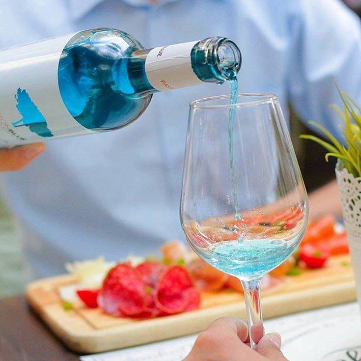 dobre wino półsłodkie na wesele