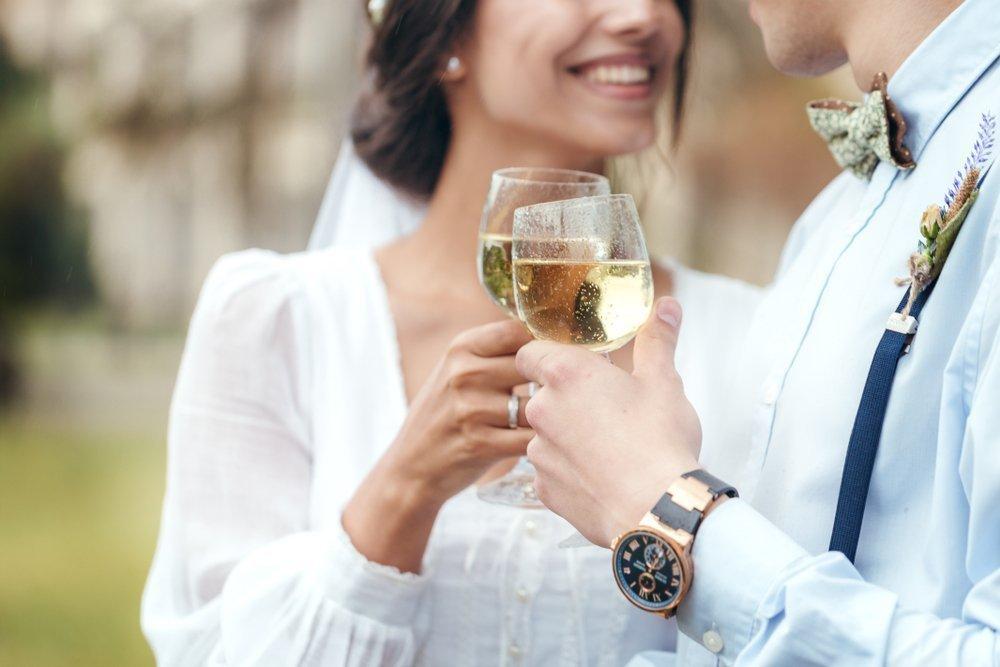 wino na wesele - ile kupić