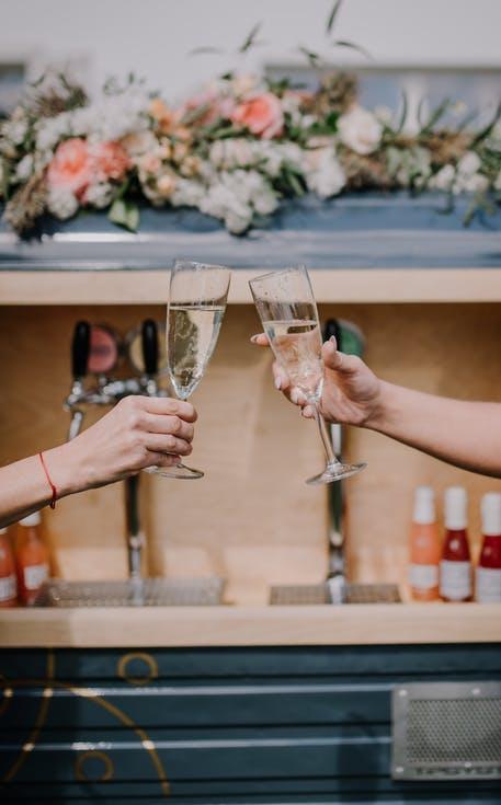 wino półwytrawne na wesele