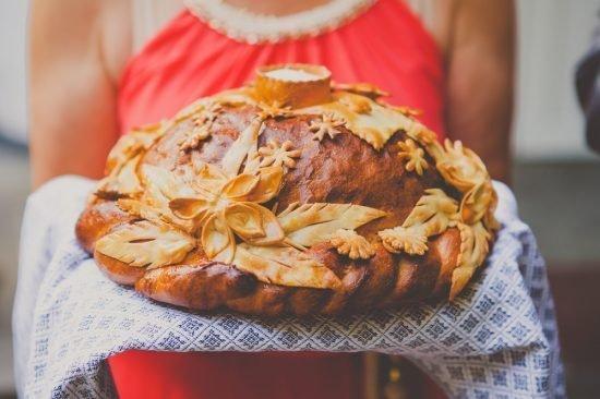 Witanie chlebem i solą - okładka