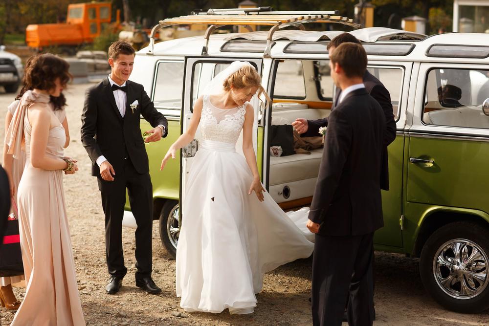 Świadkowie na ślub - czym się kierować przy wyborze - zdjęcie 1