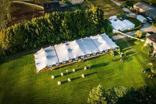 wesele w namiocie - zdjęcie 6