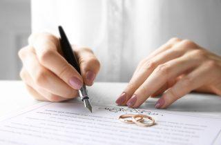 Wymiana dokumentów po ślubie - zdjęcie 1