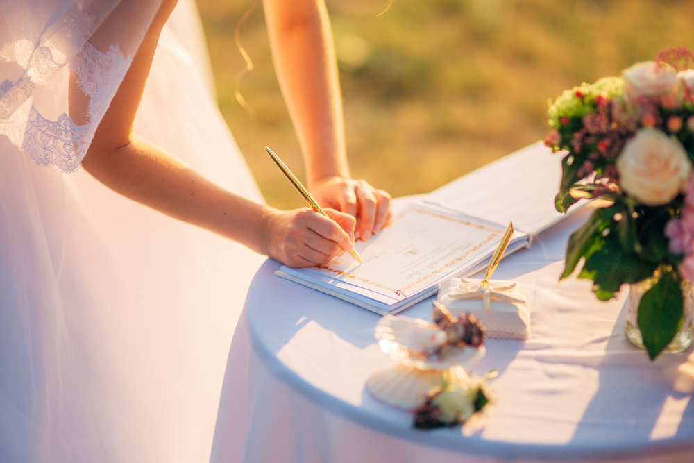 Wymiana dokumentów po ślubie - zdjęcie 2