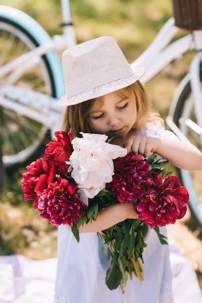 weselne zabawy nagrody kwiaty