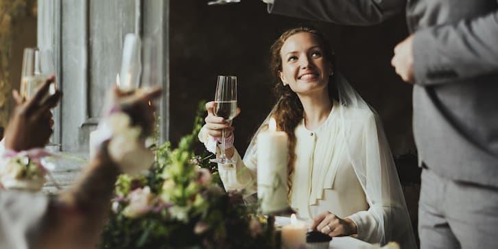 weselne zabawy wspomnienia toast