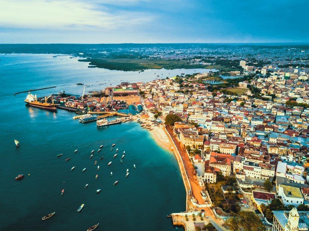Podróż poślubna - Zanzibar, Kamienne Miasto