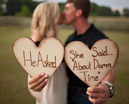 Jak powiedzieć o zaręczynach najbliższym?
