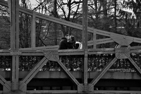 zaręczyny na Moście Tumskim