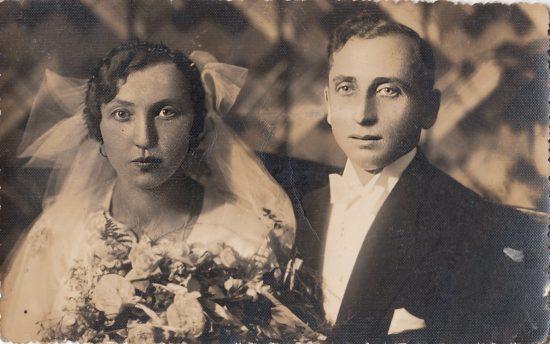 Zdjęcia ślubne z dawnych lat