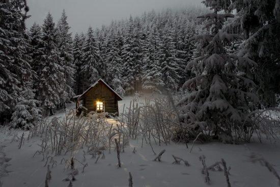 zimowa podróż poślubna
