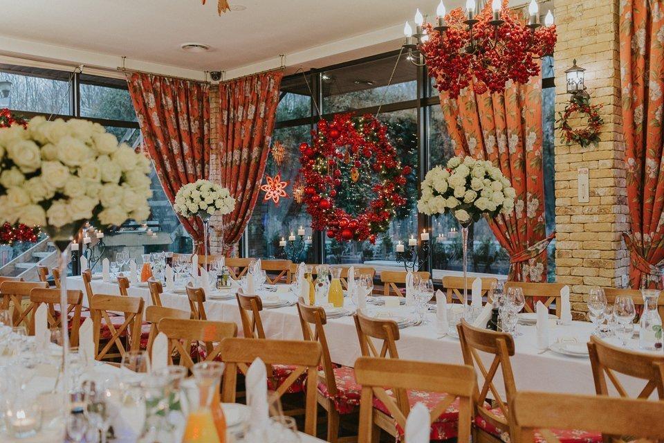 zimowe wesele - zdjęcie 2