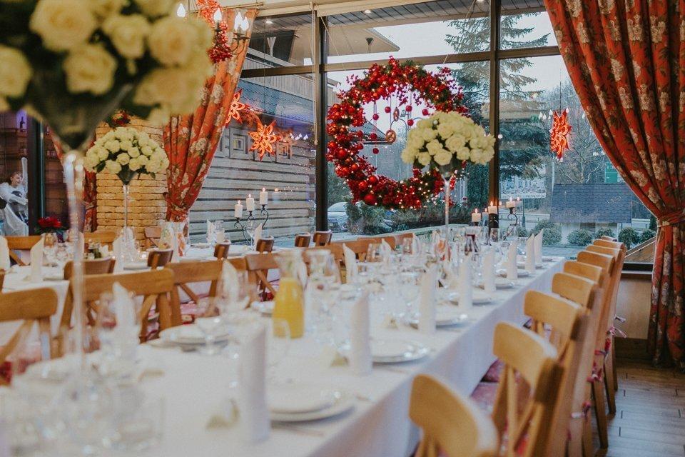 zimowe wesele - zdjęcie 5