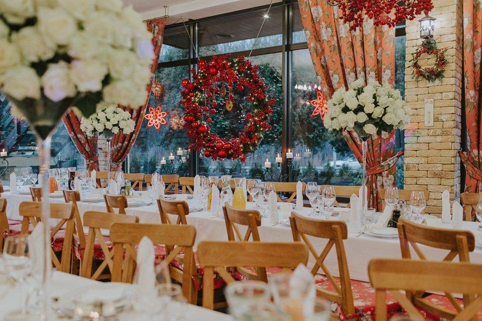 zimowe wesele - zdjęcie 6