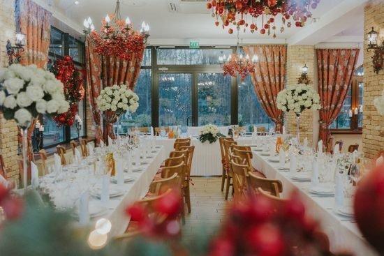 zimowe wesele - zdjęcie 1